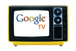 Google Tv kommt