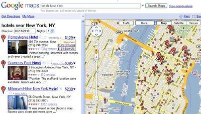 neue google maps werbung mit angabe von hotel preisen m glich suchmaschinenoptimierung blog. Black Bedroom Furniture Sets. Home Design Ideas