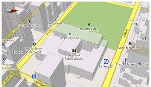 Google Maps ver. 5.0 für Android