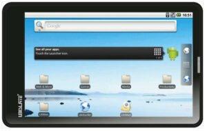 Aakash - der neue Tablet PC aus Indien