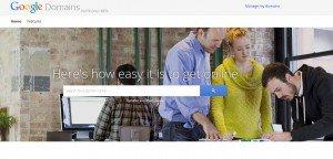 Google Domains: der neue Dienst von Google: Domains registrieren
